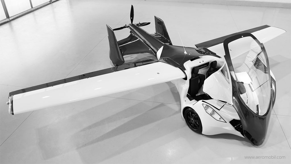 aeromobil estimated price. Cost of maintance and gas mileage