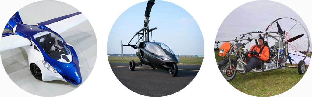 flying cars that really fly