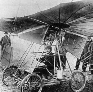 glenn curtiss first flying car