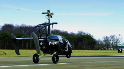 Is there a flying car yet? We can finally say YES!