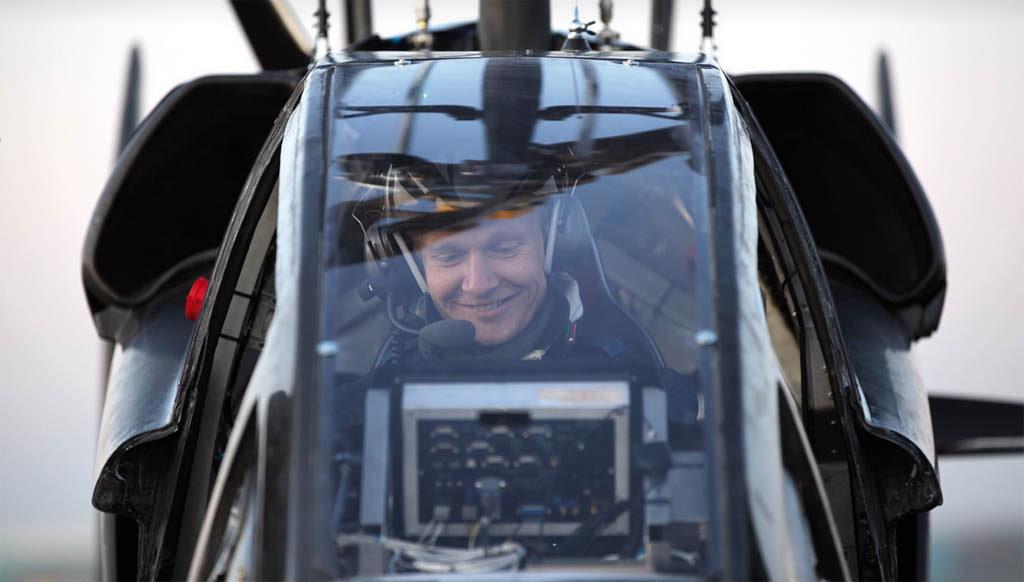 flying car pilot driver